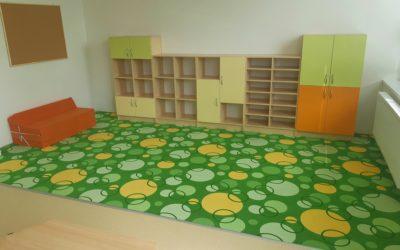 Knihovny, postele, ostatní …
